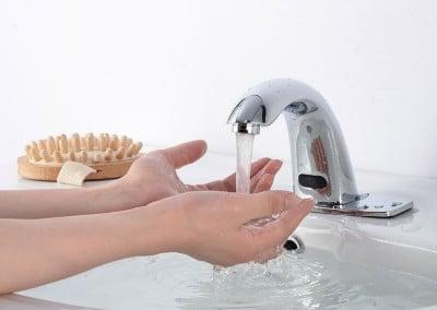 MP1 Touchless Automatic Sensor Faucet