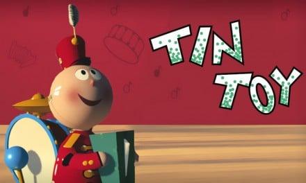 Pixar's Tin Toy