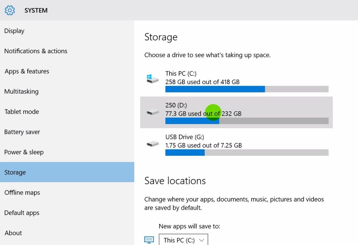 How To See Which Files Are Taking Up So Much Space On My Hard Drive