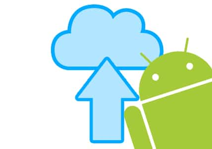 Back Up Android Phone Data To The Cloud