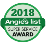 Angie's List Award 2018