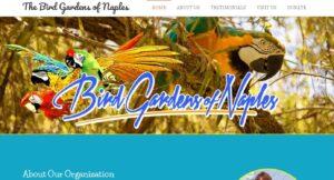 The Bird Gardens of Naples