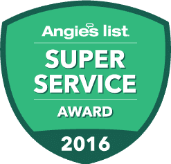 Angie's List 2016 Award